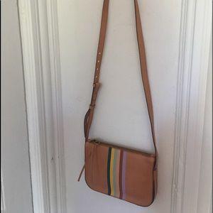 Madewell simple pouch Crossbody - 🌈